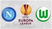 Наполи 2 - 2 Вольфсбург (23 апреля 2015). 1-й тайм