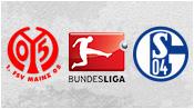 Майнц 05 2 - 0 Шальке 04 (24 апреля 2015). Обзор матча