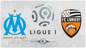 Марсель 3 - 5 Лорьян (24 апреля 2015). 2-й тайм