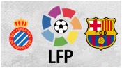 Эспаньол 0 - 2 Барселона (25 апреля 2015). 2-й тайм
