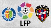 Хетафе 0 - 1 Леванте (25 апреля 2015). 2-й тайм