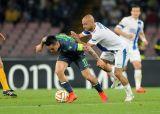 Лига Европы. Днепр вырвал ничью в Неаполе