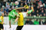 Вольфсбург добыл непростую победу над дортмундской Боруссией