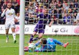 Суонси потерпел поражение от Манчестер Сити