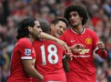 Манчестер Юнайтед и Арсенал разошлись миром