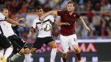 Рома оступилась в матче с Палермо