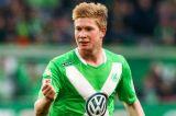 Де Брёйне продолжит карьеру в Вольфсбурге