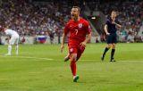 Англия в драматичном матче переиграла Словению
