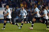 Кубок Америки. Аргентина в серии пенальти прошла Колумбию