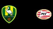 Ден Хааг 2 - 2 ПСВ (11 августа 2015). Обзор матча