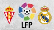 Спортинг Хихон 0 - 0 Реал Мадрид (23 августа 2015). Обзор матча