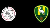 Аякс 4 - 0 Ден Хааг (30 августа 2015). Обзор матча