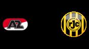 АЗ Алкмаар 0 - 1 Рода (30 августа 2015). Обзор матча