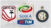 Карпи 1 - 2 Интер (30 августа 2015). Обзор матча