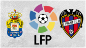 Лас-Пальмас 0 - 0 Леванте (30 августа 2015). Обзор матча