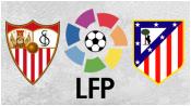 Севилья 0 - 3 Атлетико М (30 августа 2015). Обзор матча