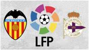Валенсия 1 - 1 Депортиво (30 августа 2015). Обзор матча