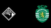 Академика 1 - 3 Спортинг (30 августа 2015). Обзор матча