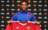 Мартиаль стал игроком Манчестер Юнайтед