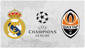 Реал Мадрид 4 - 0 Шахтёр (15 сентября 2015). Обзор матча