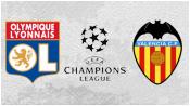 Лион 0 - 1 Валенсия (29 сентября 2015). Обзор матча