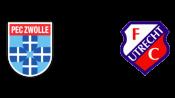Зволле 1 - 2 Утрехт (23 октября 2015). Обзор матча