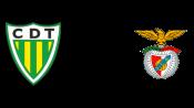 Тондела 0 - 4 Бенфика (30 октября 2015). Обзор матча