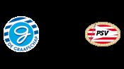 Де Графсхап 3 - 6 ПСВ (31 октября 2015). Обзор матча