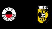 Эксельсиор 0 - 3 Витесс (31 октября 2015). Обзор матча