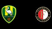 Ден Хааг 1 - 0 Фейеноорд ( 1 ноября 2015). Обзор матча