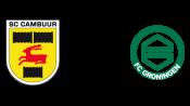 Камбюр 2 - 2 Гронинген ( 8 ноября 2015). Обзор матча