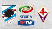 Сампдория 0 - 2 Фиорентина ( 8 ноября 2015). Обзор матча