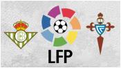 Бетис 1 - 1 Сельта ( 6 декабря 2015). Обзор матча
