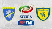 Фрозиноне 0 - 2 Кьево ( 6 декабря 2015). Обзор матча