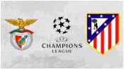 Бенфика 1 - 2 Атлетико М ( 8 декабря 2015). Обзор матча