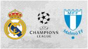Реал Мадрид 8 - 0 Мальме ( 8 декабря 2015). Обзор матча