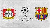 Байер 04 1 - 1 Барселона ( 9 декабря 2015). Обзор матча