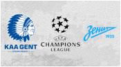 Гент 2 - 1 Зенит ( 9 декабря 2015). Обзор матча