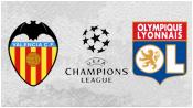 Валенсия 0 - 2 Лион ( 9 декабря 2015). Обзор матча