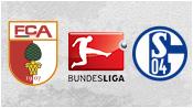 Аугсбург 2 - 1 Шальке 04 (13 декабря 2015). Обзор матча