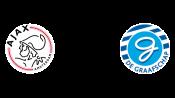 Аякс 2 - 1 Де Графсхап (20 декабря 2015). Обзор матча