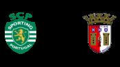 Спортинг 3 - 2 Брага (10 января 2016). Обзор матча