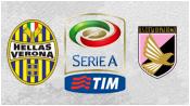 Верона 0 - 1 Палермо (10 января 2016). Обзор матча