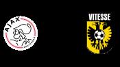 Аякс 1 - 0 Витесс (23 января 2016). Обзор матча