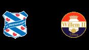 Херенвен 3 - 1 Виллем II (23 января 2016). Обзор матча