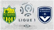 Нант 2 - 2 Бордо (23 января 2016). Обзор матча