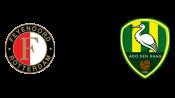 Фейеноорд 0 - 2 Ден Хааг (31 января 2016). Обзор матча
