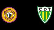 Насьонал 3 - 1 Тондела (31 января 2016). Обзор матча