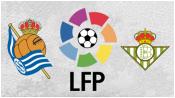 Реал Сосьедад 2 - 1 Бетис (31 января 2016). Обзор матча