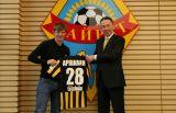 Аршавин продолжит карьеру в Казахстане